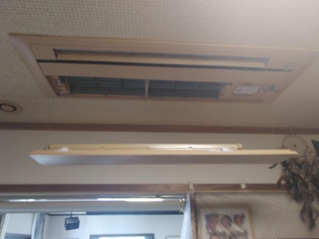 天井 エアコン ダイキン 埋め込み